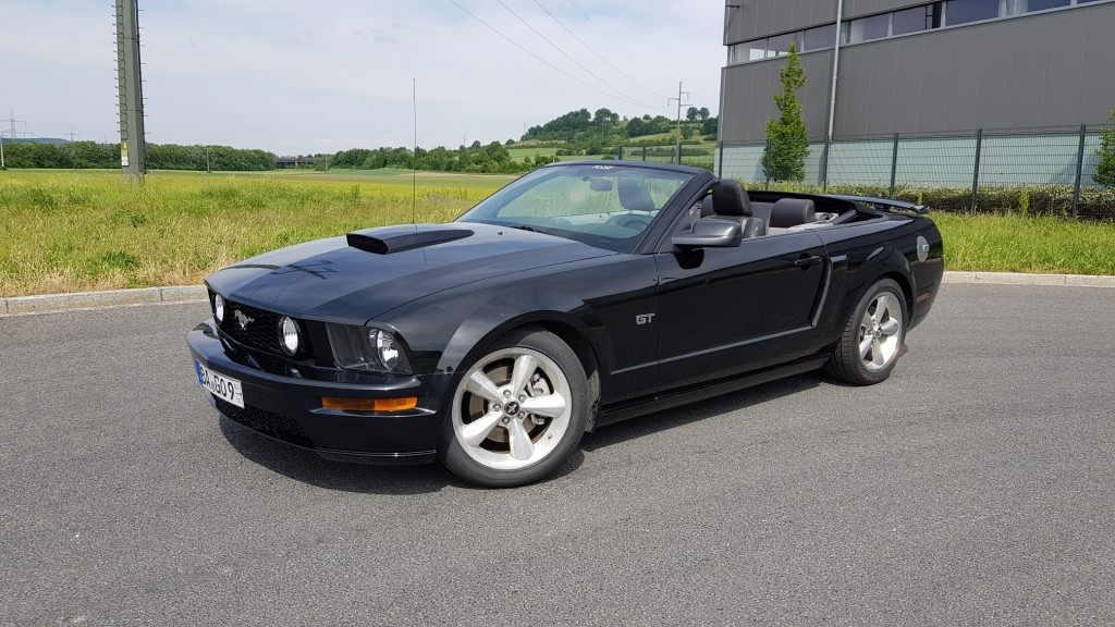 ford mustang gt cabrio classic mieten. Black Bedroom Furniture Sets. Home Design Ideas
